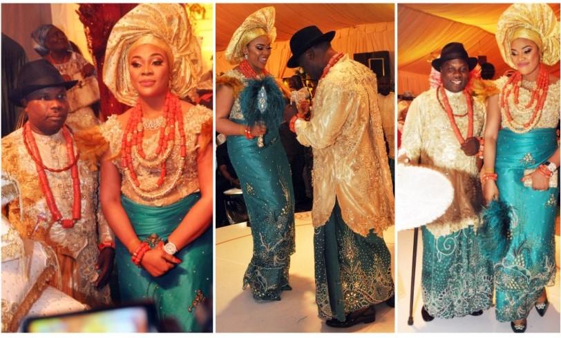 EHI OGBEBOR's Wedding