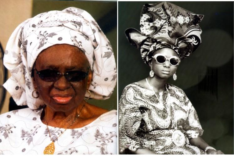 IDOWU OBASA Buries Mum, Mama Wa,