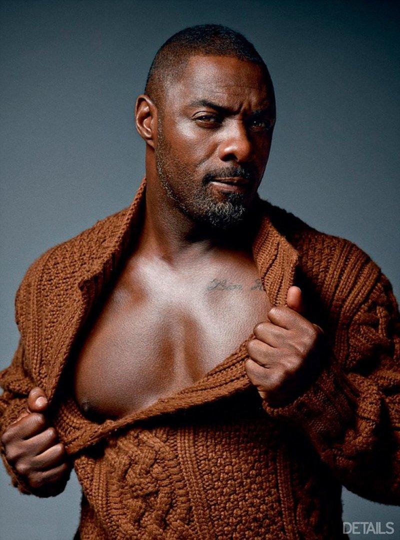 Idris Elba, People Magazine