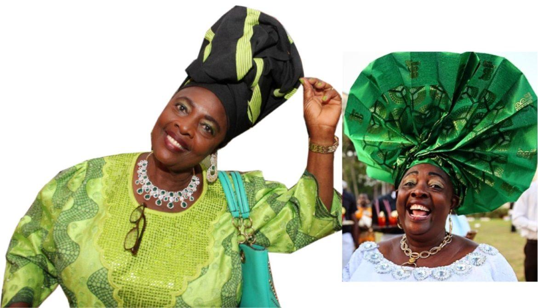 Madam Kofo, My Dramatic Geles