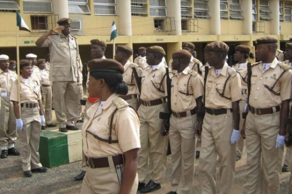 Nigeria Immigration Service, NIS