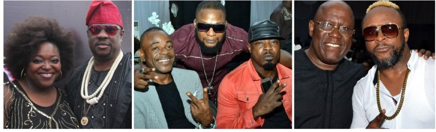 Over 250 Music Stars Storm City People Music Awards