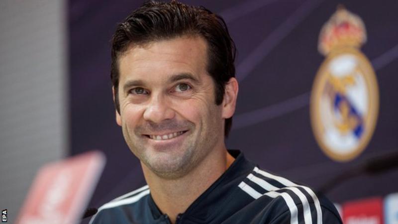 Santiago Solari, Real Madrid