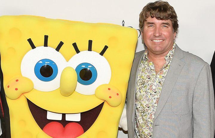 SpongeBob, SquarePants, Stephen Hillenburg,