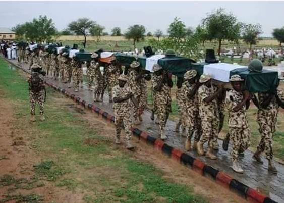 Nigeria, dead soldiers, Boko Haram, TERRORISM