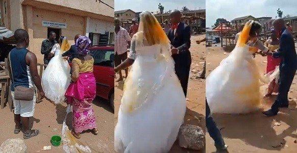 Marriage, Wedding, Palm oil, Owerri,