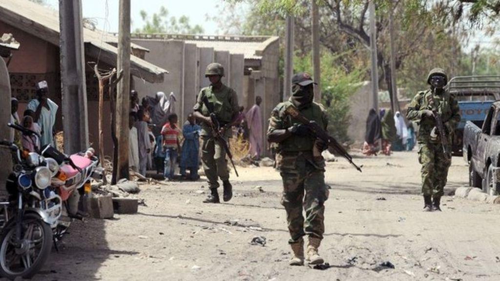 Maiduguri, Army, Boko Haram,