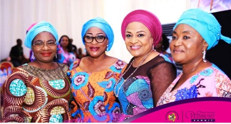 OYO 1st Lady, 2018 National Women's Summit 3,
