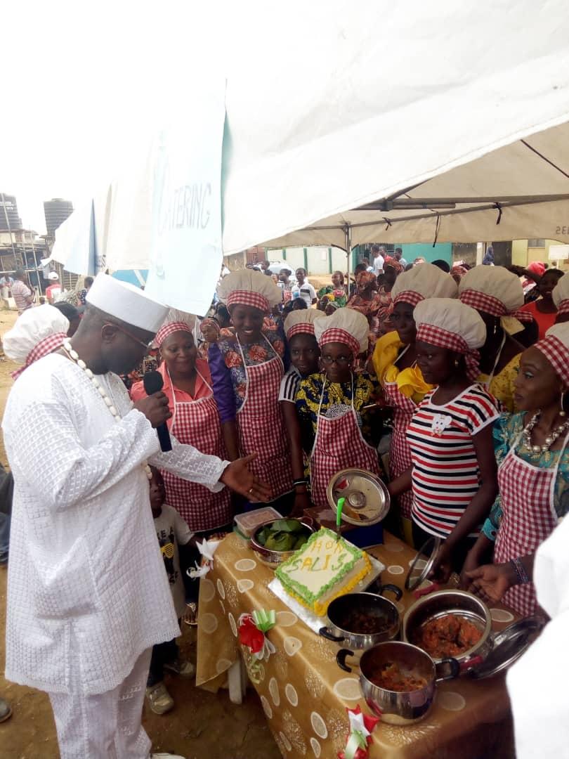High Chief Owolabi Salis