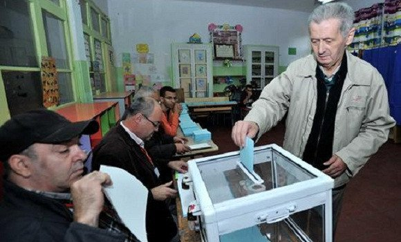 Algeria presidential election