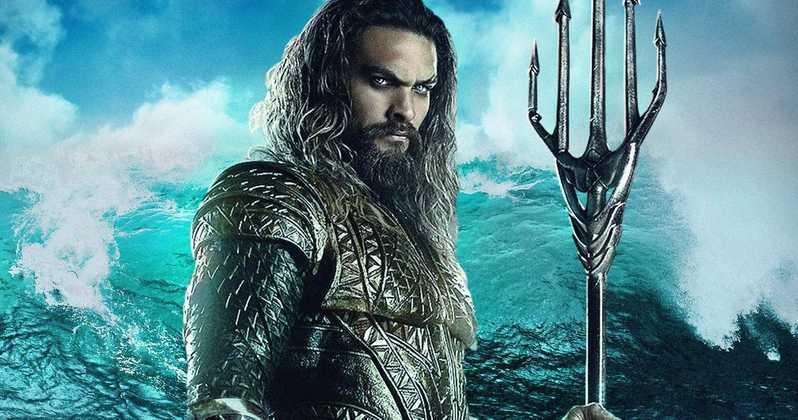 Aquaman, Featurette