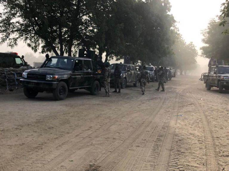 Baga, Boko Haram, Army Special Forces,