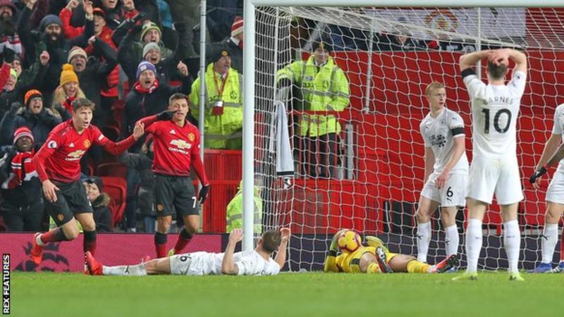 Burnley, Manchester United, Solskjear,