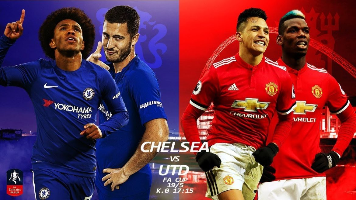 Chelsea, Manchester United, FA Cup,