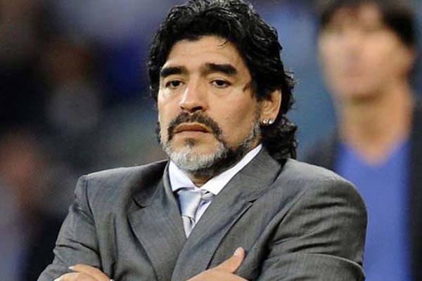 Diego Maradona,