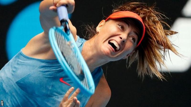 Maria Sharapova, Caroline Wozniacki,