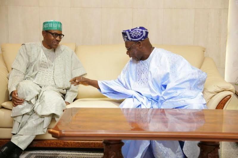 Obasanjo, Buhari,