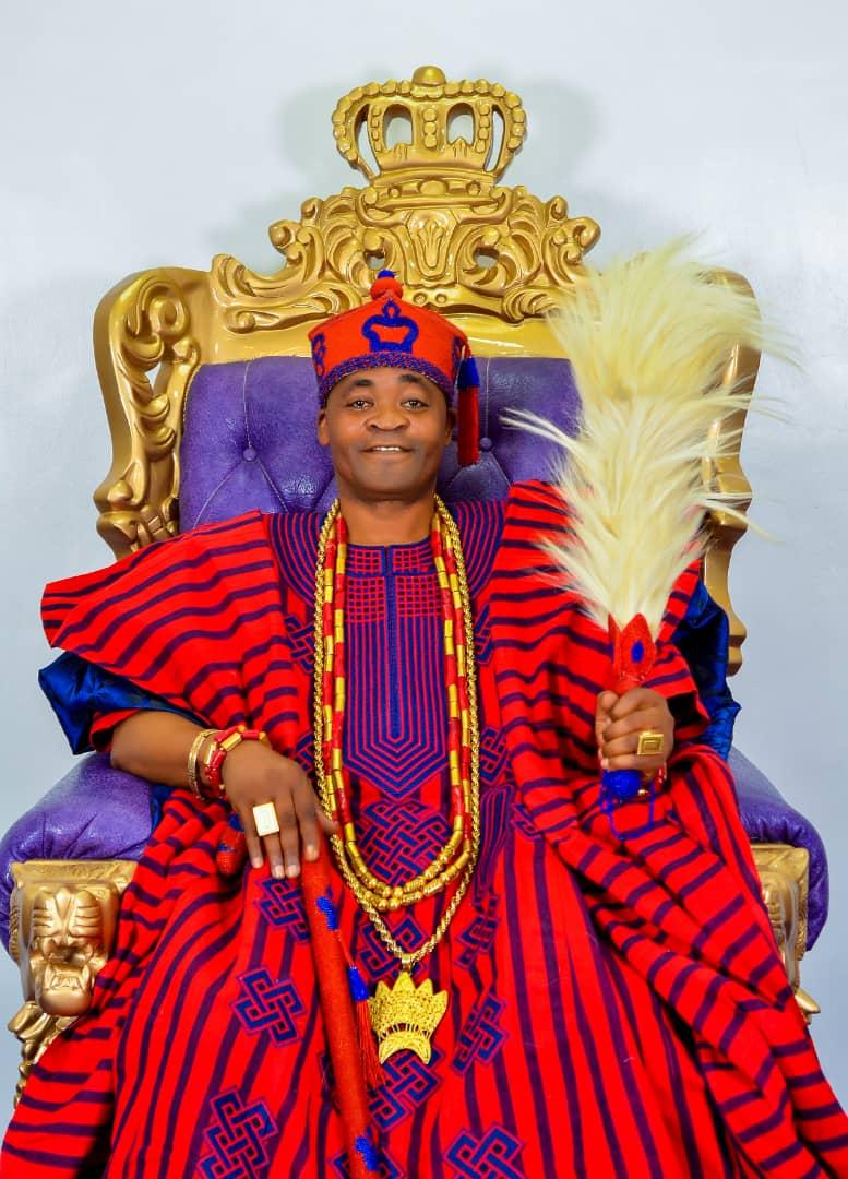 Seye Kehionde, Olu Itori of Egbaland, Oba Akamo,