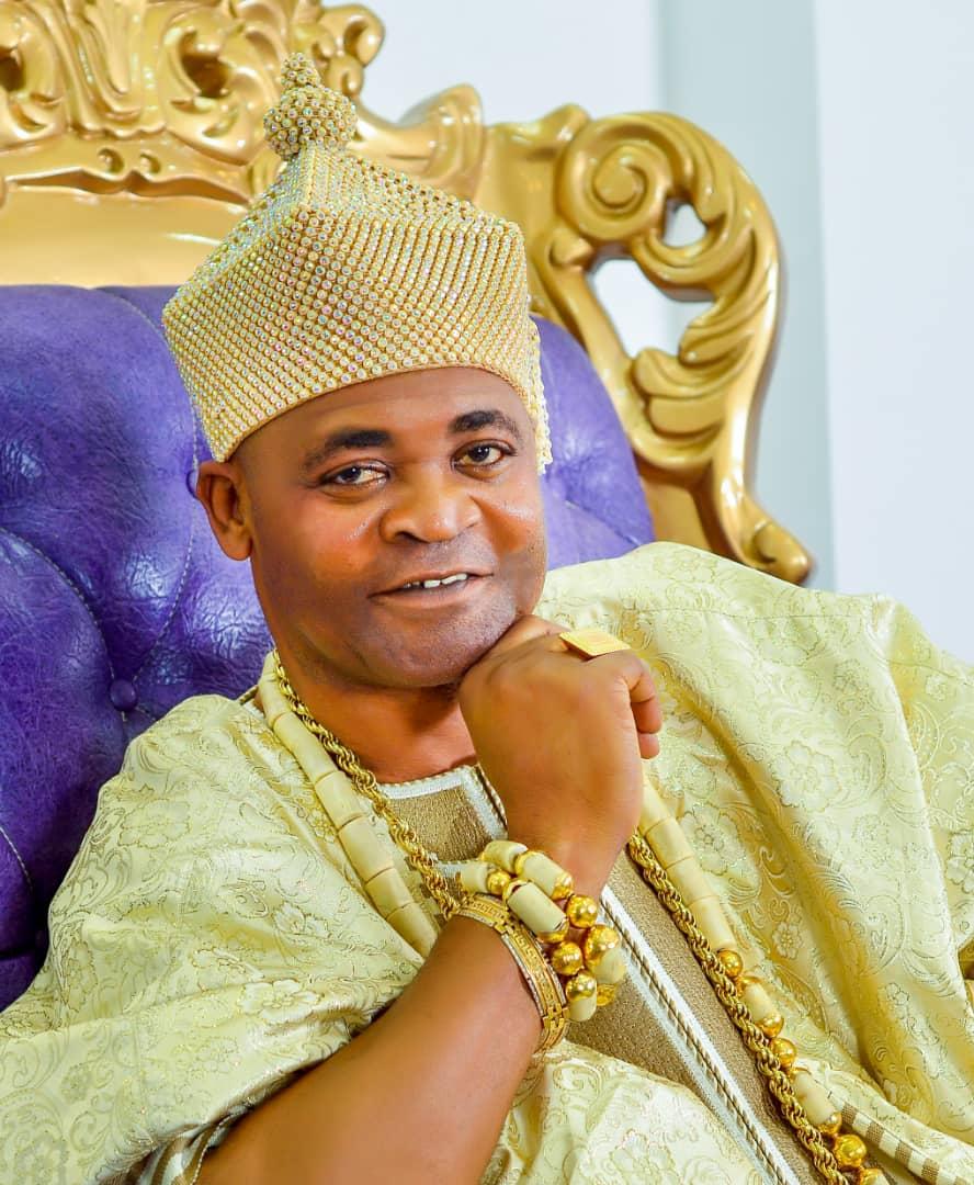 Olu Itori of Egbaland, Oba Abdulfatai Akamo