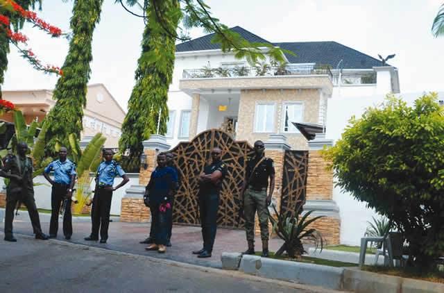 Policemen, Kogi, Bayelsa, Governorship Election