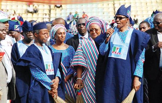 buhari campaign, Kebbi, Sokoto,