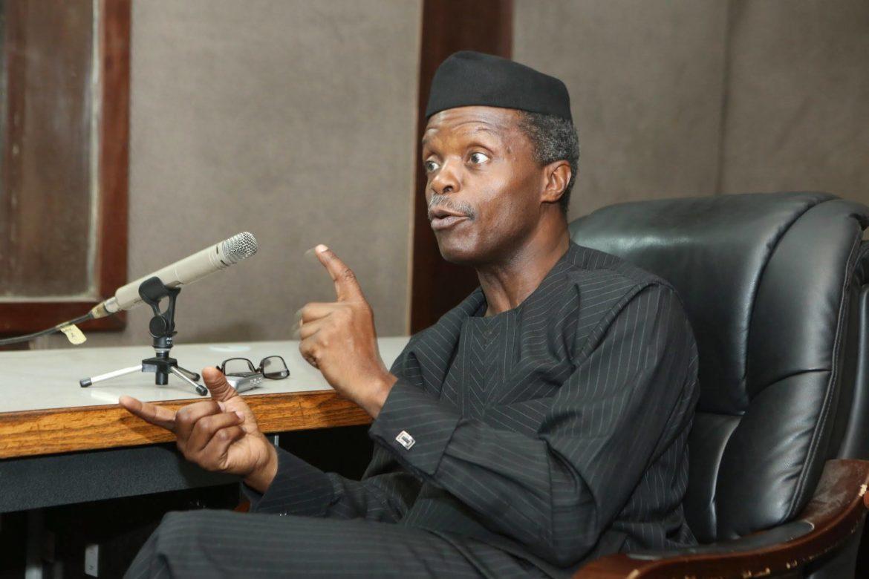 osibanjo, CJN Onnoghen, Pres Buhari, CCT