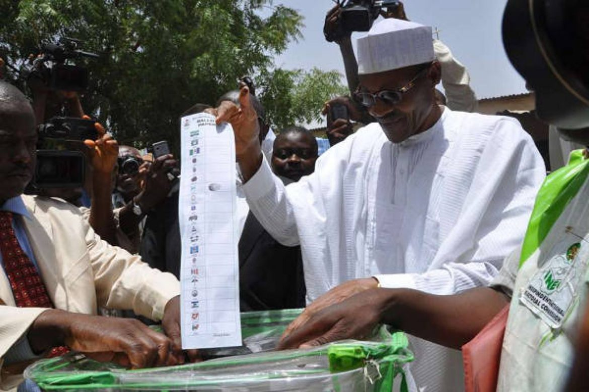 Buhari, Delta State, Gov Okowa, March 9 election,