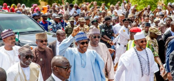 Re-election, Buhari, APC, Police
