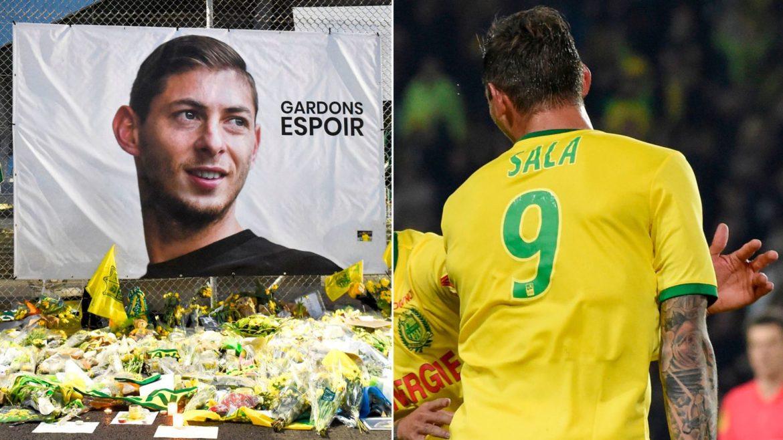 Emiliano Sala, Cardiff, Tribute,