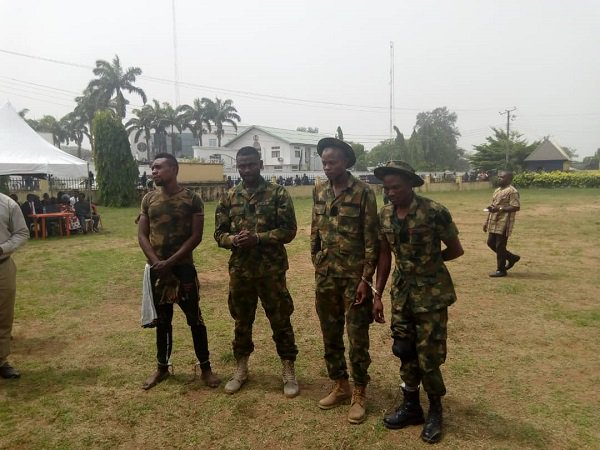 Fake Soldiers, Imo, 2019 Polls,