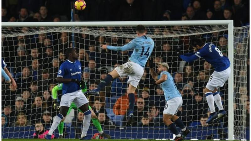 Pep Guardiola, Manchester City, Everton, Laporte, EPL,