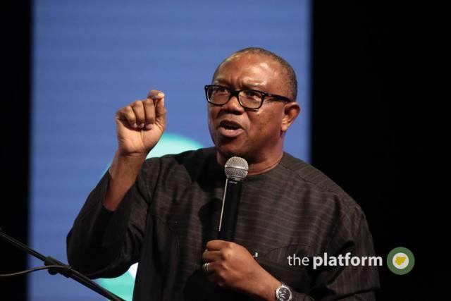 Peter Obi, PDP, 2019 Polls,