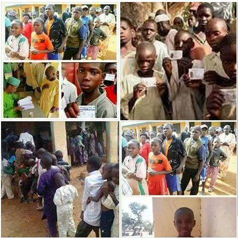 Underage Voters, INEC, 2019 Polls,