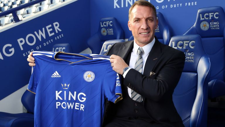 brendan rogers, leicester-city, EPL,