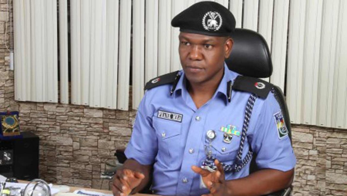 ACP Frank Mba, Police Public Relations Officer