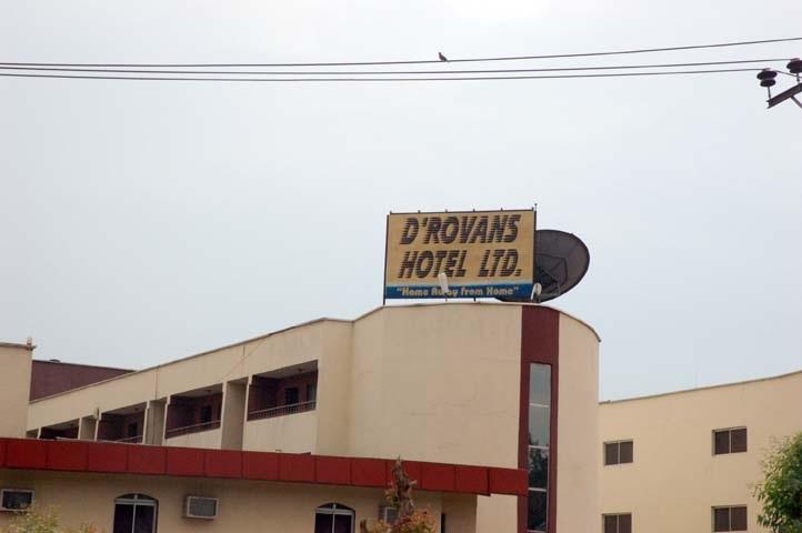 D-Rovans Hotel, Ibadan,