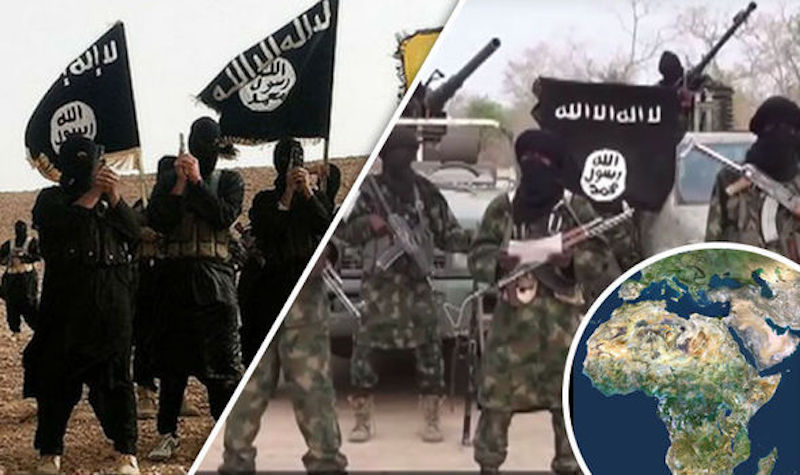 Chibok, ISWAP, Boko Haram, Adamawa state, CAN Chairman,