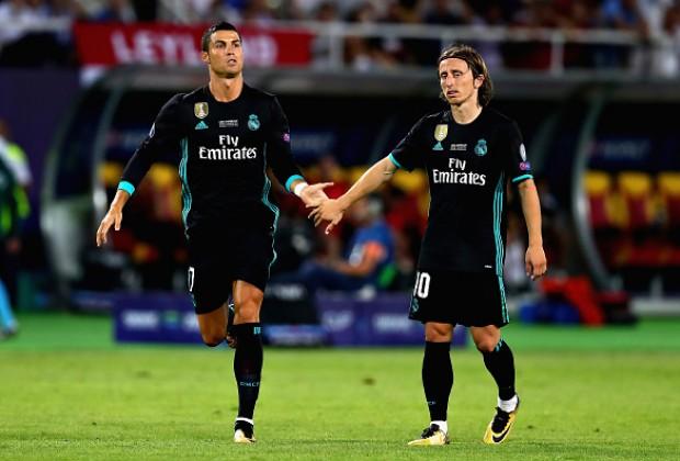 Modric, Ronaldo, Real Madrid, Juventus, UCL,