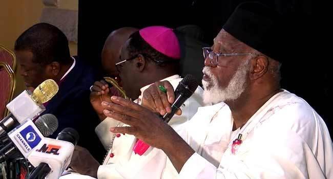 National Peace Committee, Abdulsalami Abubakar, Atiku Abubakar, APC, PDP,