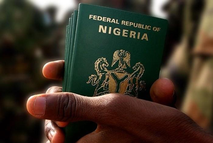 Nigerian passport, NIS, Nigerian Immigration Services,