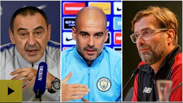 Premier League Managers, Racism, Football, Pep Guuardiola, Jurgen Klopp,
