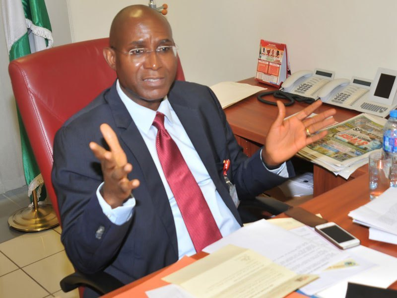Senator Ovie Omo-Agege, 9th National Assembly, President Buhari