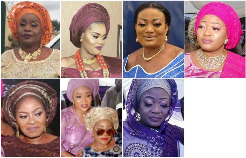 6 Celebrity Women Shut Down LAGOS