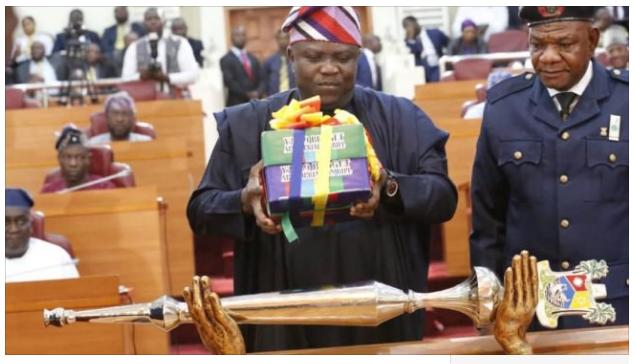 Ambode, Budget, Lagos Assembly,