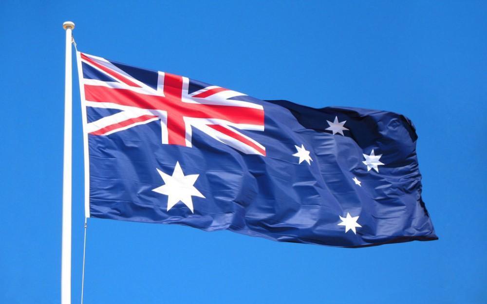 Australian Flag, JOURNALISTS,
