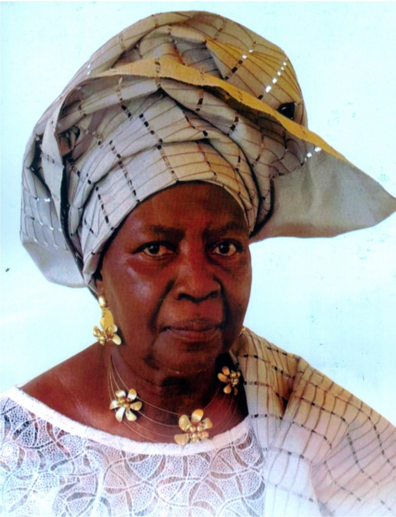 BEATRICE ADEKUNBI SOMOLU Buried,