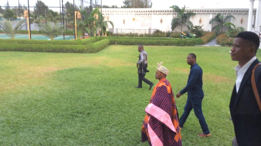 Oluwo OF Iwo, Olu Okeowo