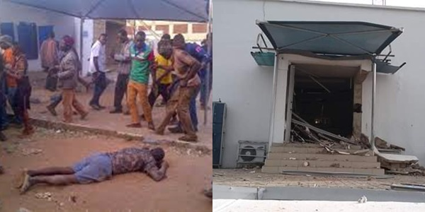 Ondo robbery, first bank, Ose LG,