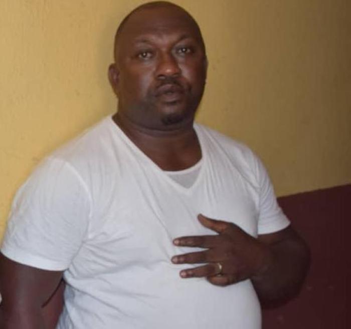 Police, Olalekan Ogunyemi,