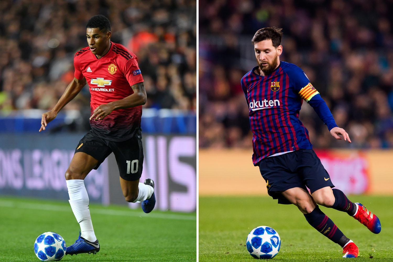 Manchester United Vs Barcelona Solskjaer Reveals Starting 11